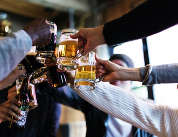 WORKPLACE HOLIDAY PARTIES: DON'T LET THE BEER TAKE AWAY FROM THE CHEER