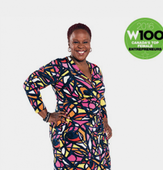 Williams makes 2016 W100 ranking of successful female entrepreneurs