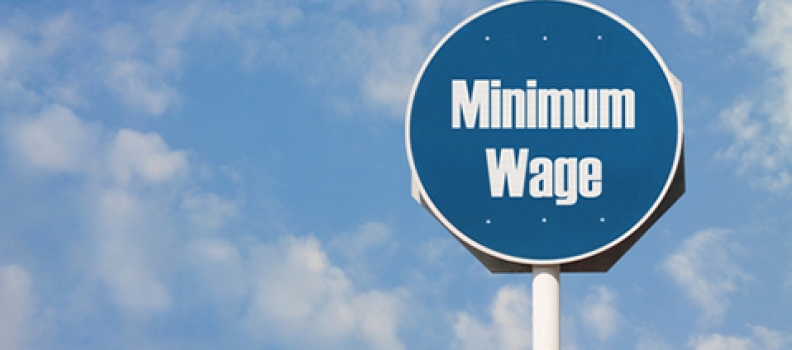 RISE IN ONTARIO'S MINIMUM WAGE RATE